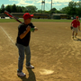 Visually impaired baseball player helps kids overcome adversity with inspirational message