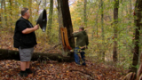 """Bigfoot hunters"" convinced of sighting in Adams County woods"