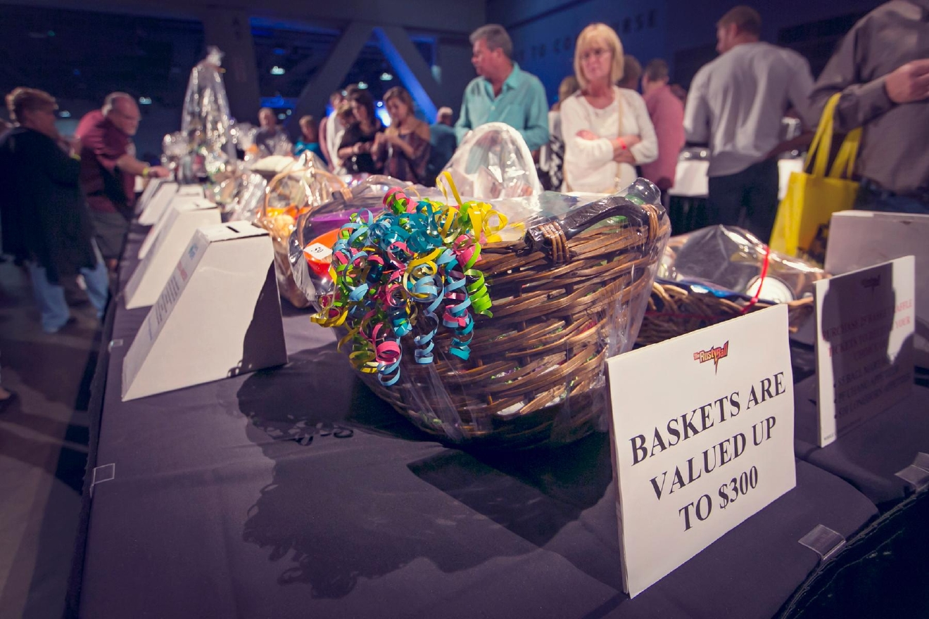 The Rusty Ball took place on Saturday, Oct. 15 at the Convention Center. / Image: Mike Bresnen Photography