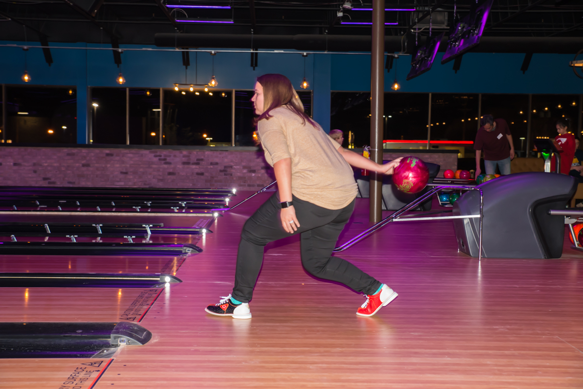 The Pin Deck is a new bowling alley and entertainment venue in Milford. It features 12 lanes of bowling, ping pong, billiards, foosball, and shuffleboard, as well as a full kitchen and bar. ADDRESS: 888 OH-28 (45150) / Image: Sherry Lachelle Photography // Published: 12.5.17