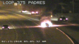 EPFD responds to vehicle fire in lower valley, no reported injuries
