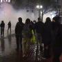 #J20: Protesters, police clash downtown, five arrested