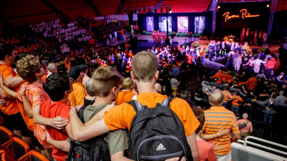 GALLERY: Celebration of Life event for T. Boone Pickens