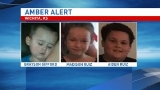 Kansas children found safe after hours long search