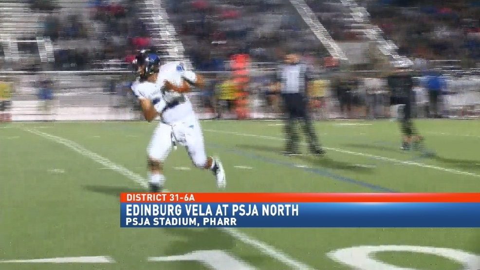 Edinburg Vela Grabs Hold Of District Title While Dealing PSJA North First Loss
