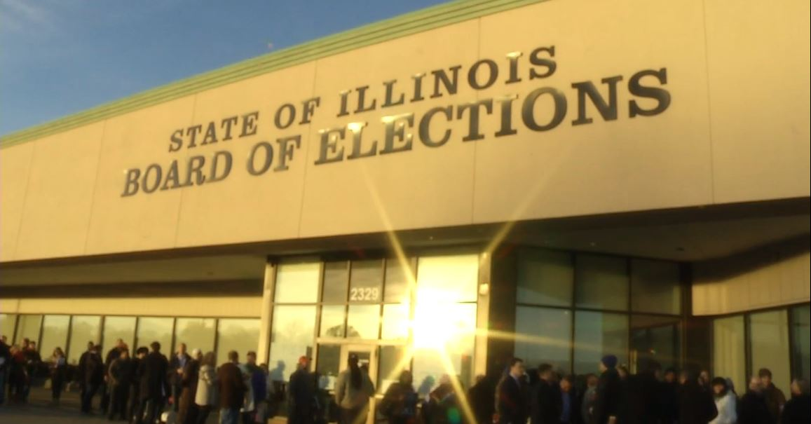 Hundreds of candidates wait in line to get on the ballot{&amp;nbsp;}<br>