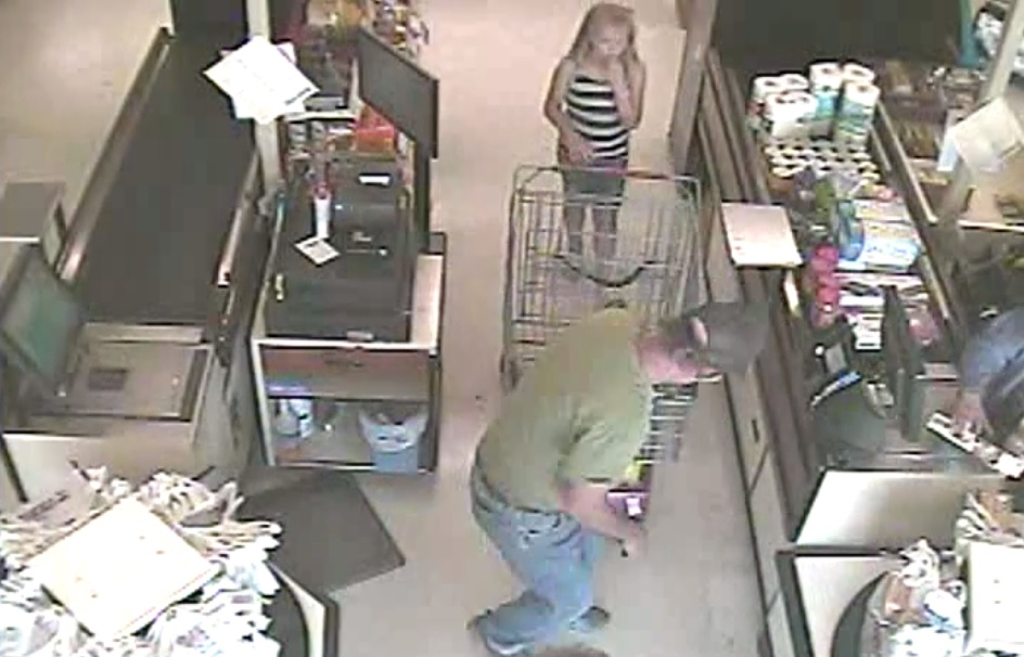 Tennessee Bureau of Investigations releases video of a missing 9-year-old Tenn. girl with her abductor. (5.10.16)