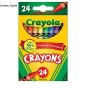 Crayola evicting crayon from 24-count box