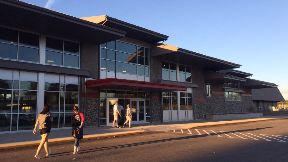 south albany high school opens new cafeteria in time for first day of school kval