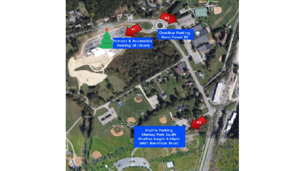 Roanoke Co Christmas tree lighting to take place Monday evening