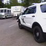 Camping at rest stops draws crime, discomfort