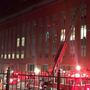 3 taken to hospital after fire breaks out in Georgetown University lab
