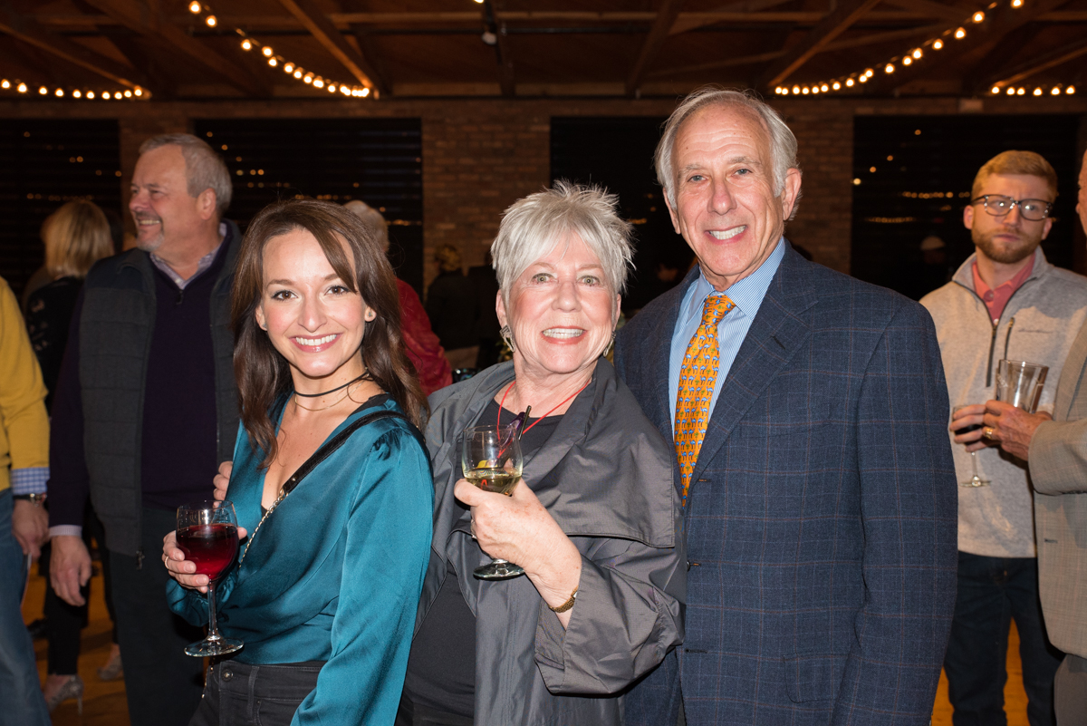 Julia Petiprin, Moe Rouse, and Jim Cummins / Image: Sherry Lachelle Photography // Published: 10.26.17