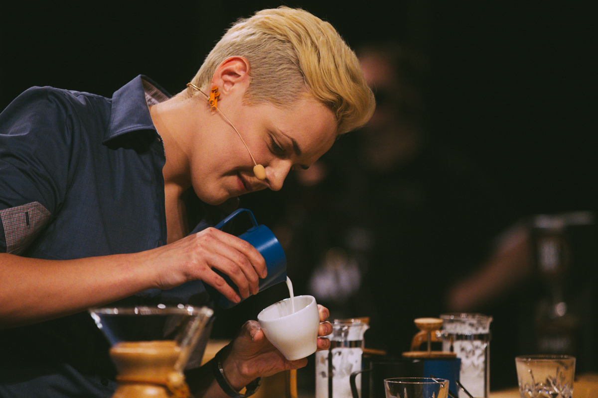The World Barista Championships In Seattle Seattle Refined