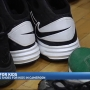 Kalamazoo man collecting shoes, money for kids in need