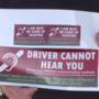 Medford Police offers deaf or hard of hearing cards to display