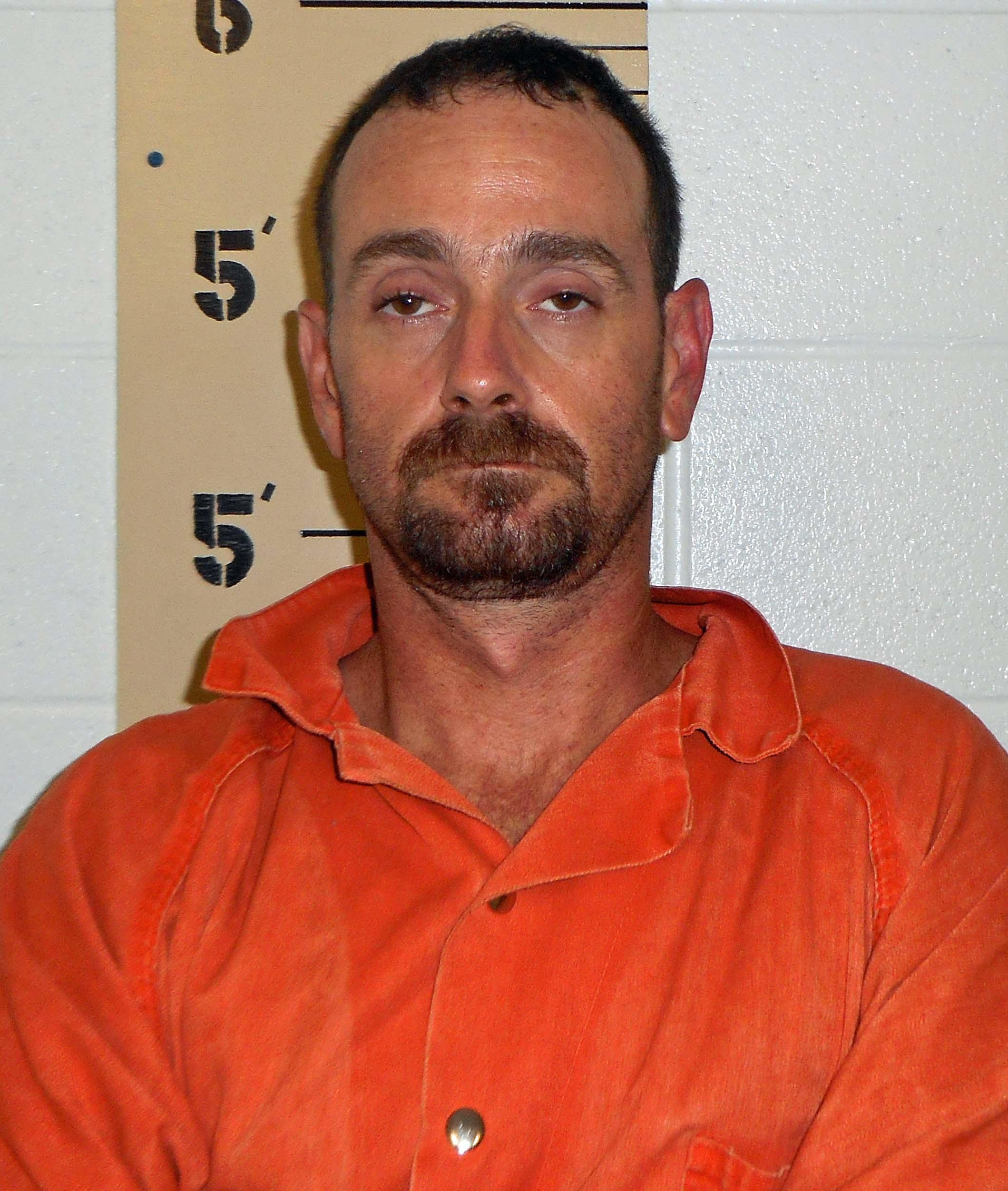 Johnny Loehr. (Photo courtesy: Burnet County Sheriff's Office)