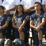 Converted girls soccer star makes varsity football team