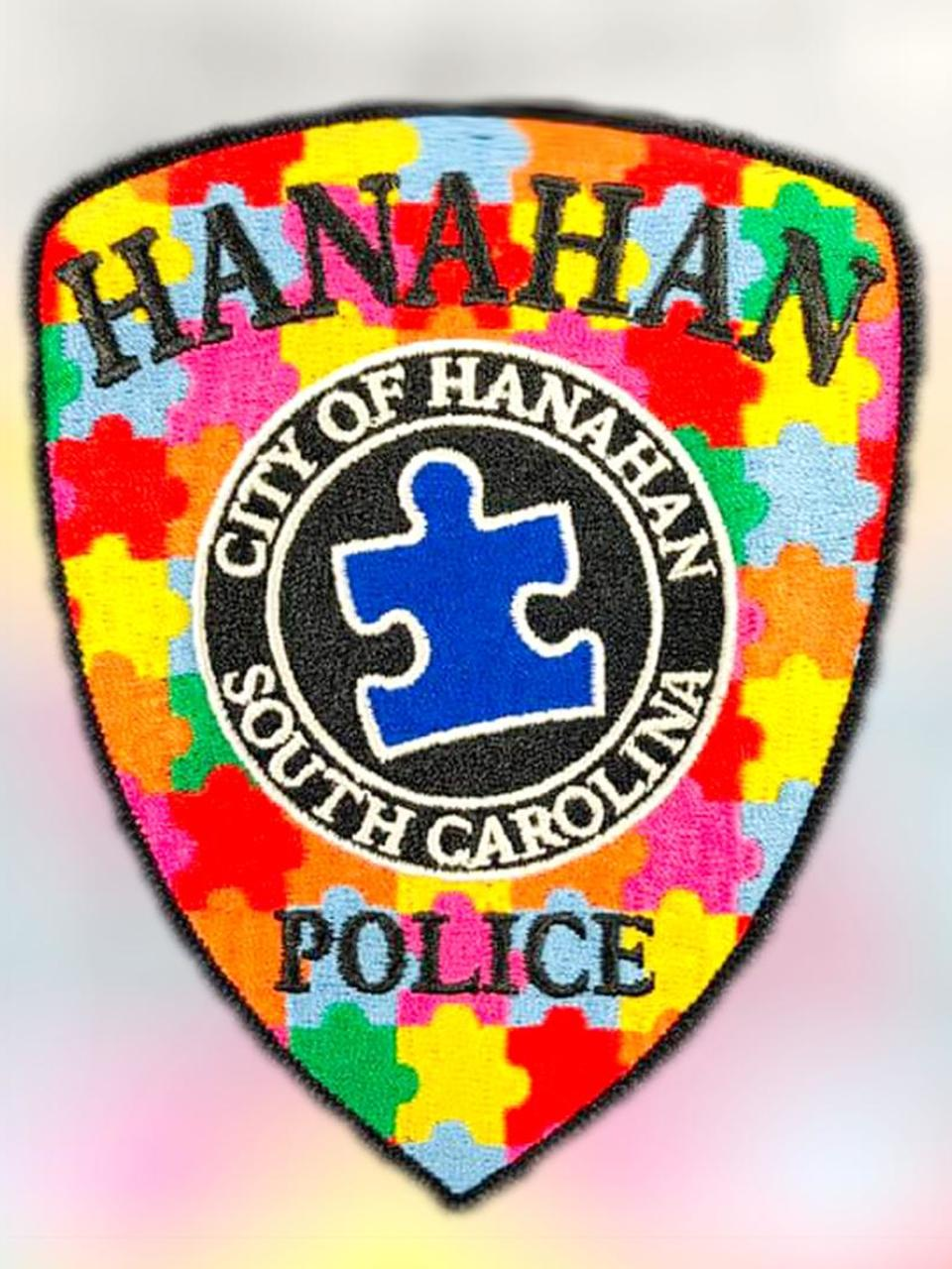 Autism Awareness Month Officer Police Patch