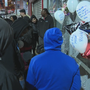 Dozens mourn barbershop owner killed in downtown Baltimore