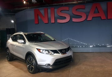 Nissan continues 'Year of the Truck' with Rogue Sport introduction