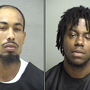 Police: Two men arrested on multiple charges