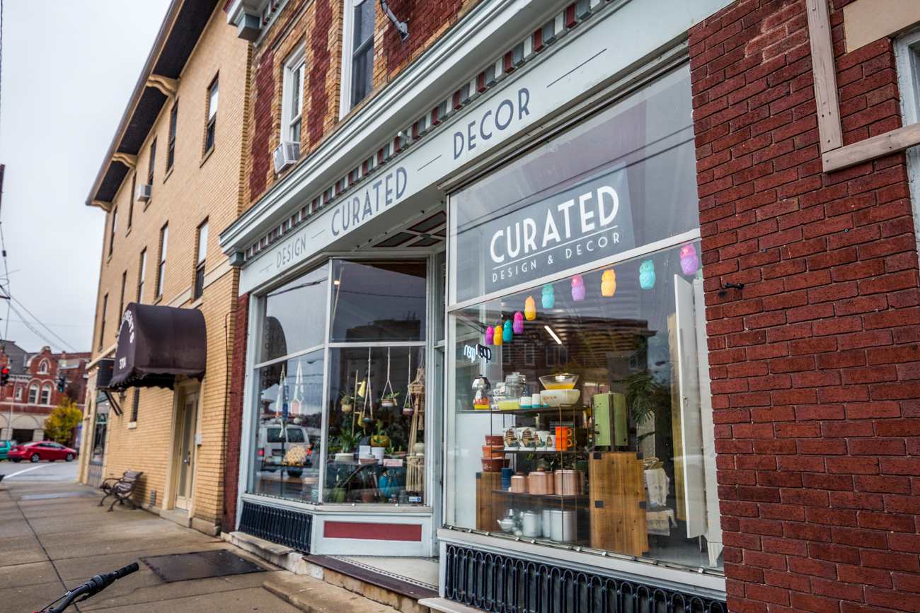 It's located in the heart of Covington's Latonia neighborhood. You can stop by Wednesday through Saturday from 11 AM to 6 PM. / Image: Catherine Viox // Published: 11.9.19