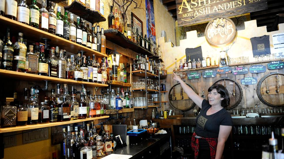 Ashland's 'most Ashlandiest spot' celebrates six years