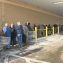 Shoppers crowd Sam's Club stores for deals before closings