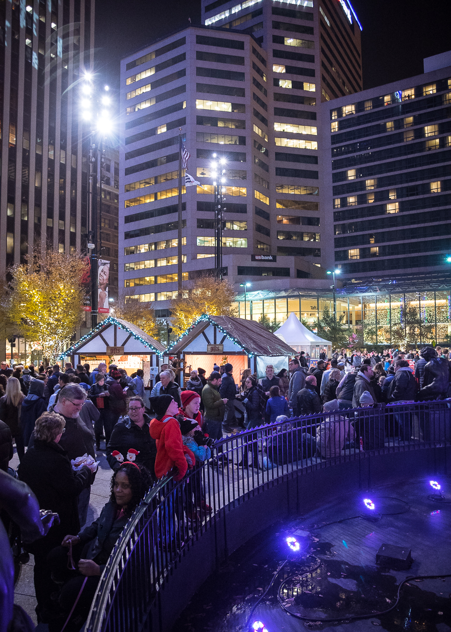 <p>The Cincideutsch Christkindlmarkt{&amp;nbsp;}featured seasonal drinks, food, and gifts. / Image: Phil Armstrong, Cincinnati Refined // Published: 11.24.18</p>