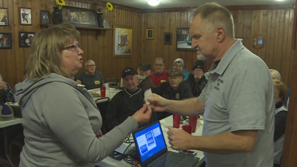 partners for patriots receives generous donation given by siouxland