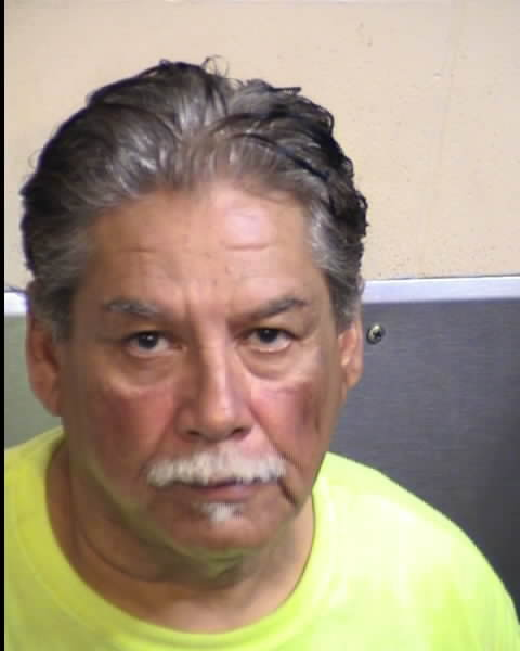 Ruben Rosas is facing felony animal cruelty charges. He posted bail and is due in court in May.<p></p>