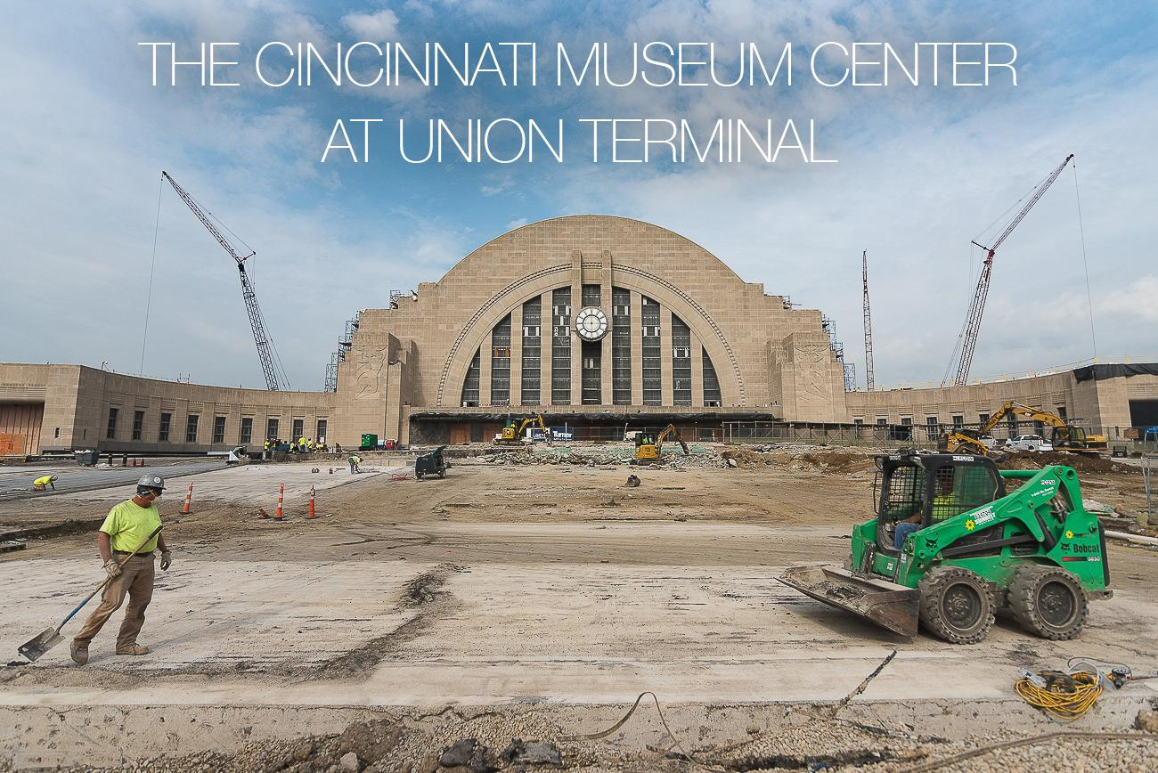 PLACE: Cincinnati Museum Center at Union Terminal / DESCRIPTION: a museum with rotating special exhibits despite current construction (Holiday Junction running from now until Jan 2) / ADDRESS: 1301 Western Ave (45203) / ADMISSION: FREE for CMC members, $10.50 adults, $9.50 seniors, $8.50 children, $5.50 toddlers, FREE for children under 1 year old / Image: Phil Armstrong // Published: 11.29.17