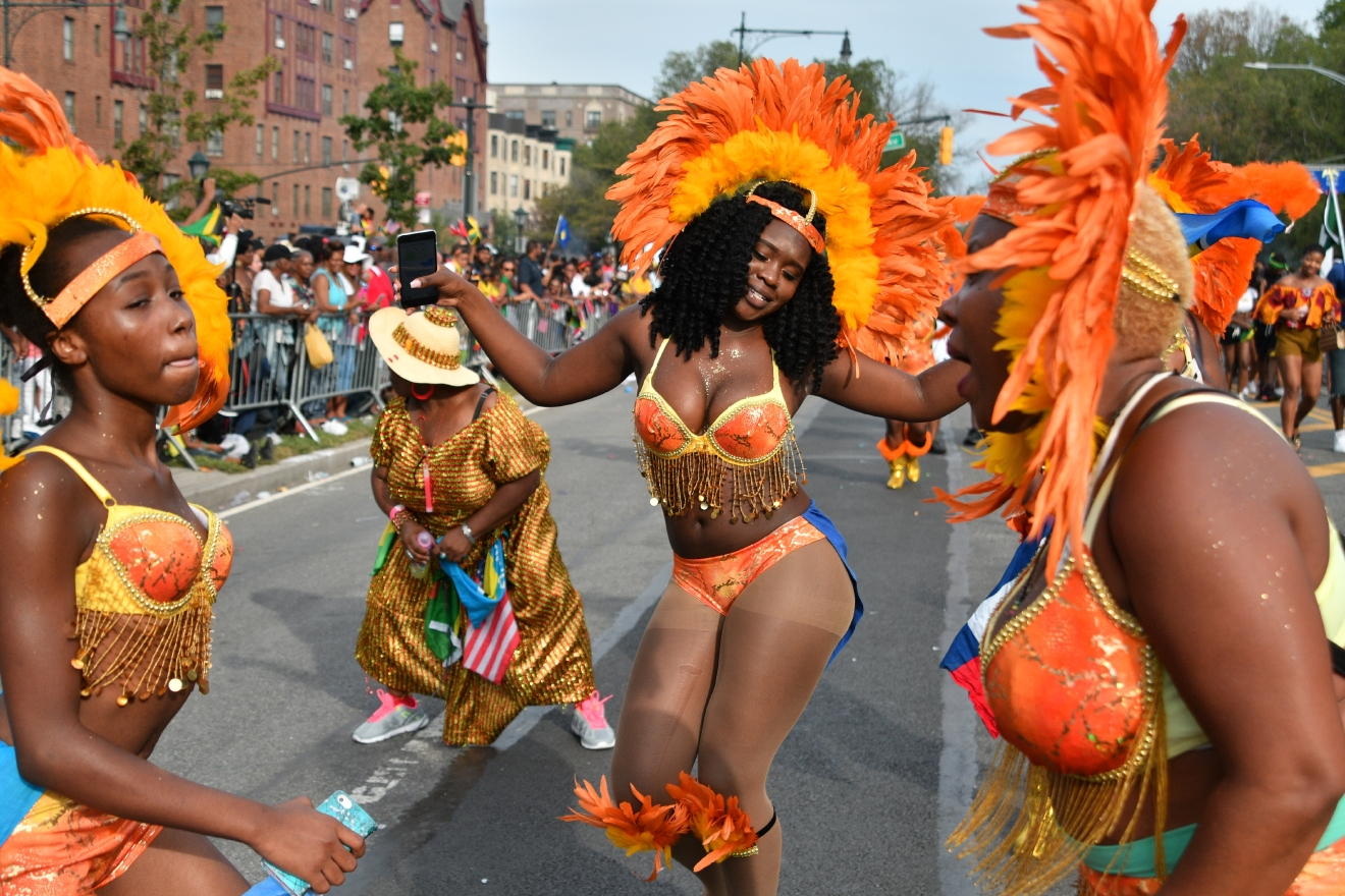 The 2016 West Indies Day Parade In New York City Featuring Atmosphere Where Manhattan