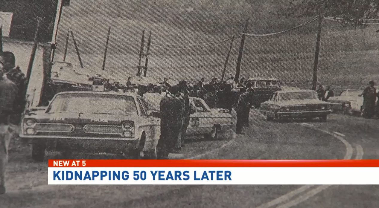 50 years later, woman in one of PA's biggest manhunts recounts the 8 days of terror