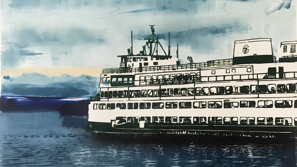 Nikki Barber_Ferry Boat_Woodcut on Monotype_2017.jpg