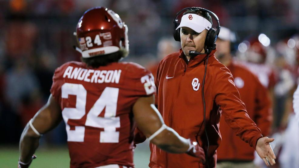 Oklahoma football announces kickoff time for game vs. Army ...