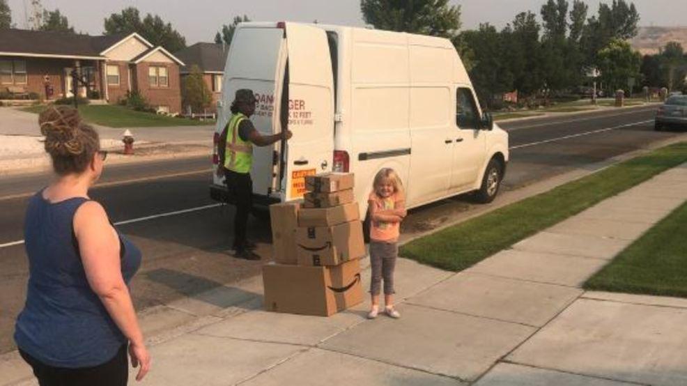 Sneaky 6-year-old Utah girl goes on shopping spree on Amazon, orders ...