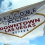 Local artist wants visitors to know they are welcome in downtown Las Vegas