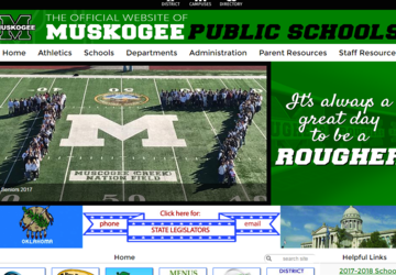 Muskogee Public Schools | Calendar and supply lists