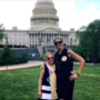 Childhood cancer survivor and mom traveling Capitol Hill to create awareness