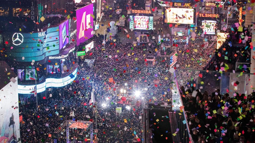 2 million in times square for new years experts say no way woai