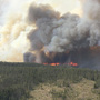 Idaho's largest wildfire grows to 83,000 acres, but cooler temps slow growth