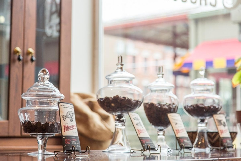 "Maverick Chocolate Co., a ""bean-to-bar craft chocolate company"" based right here in Cincinnati, is churning out the world-class, small-batch goodness from its Findlay Market chocolate factory.  --  Image: Daniel Smyth Photography"