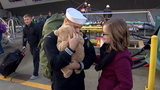USS Nimitz arrives home at Naval Base Kitsap after 6-month deployment