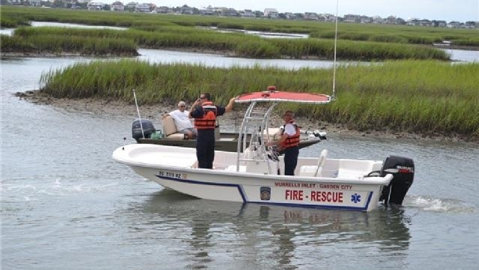 Rescue at Sea: Boat sinks off Murrells Inlet, eight rescued