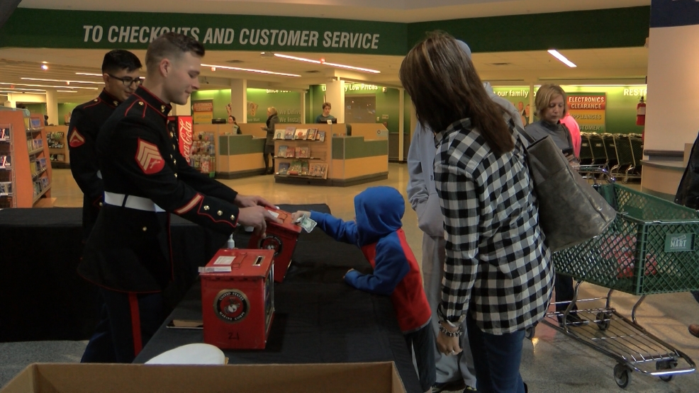 """42 Hours To Fill It"" Gives Christmas Toys to Kids in Need"
