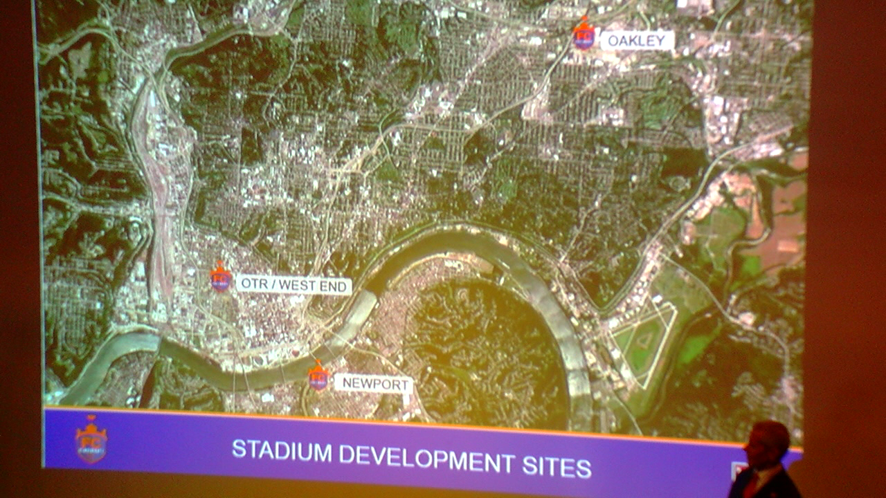 Old Milacron site in Oakley appears to be favorite pick for new FC Cincinnati stadium site (WKRC)