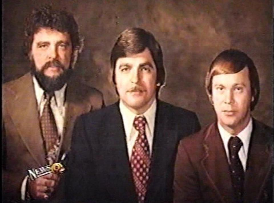 Don Welch, Bob Johnson and Darrell Patterson revolutionized the concept of local TV in the Chattanooga market in the 1970s, (Image: WTVC)<p></p>