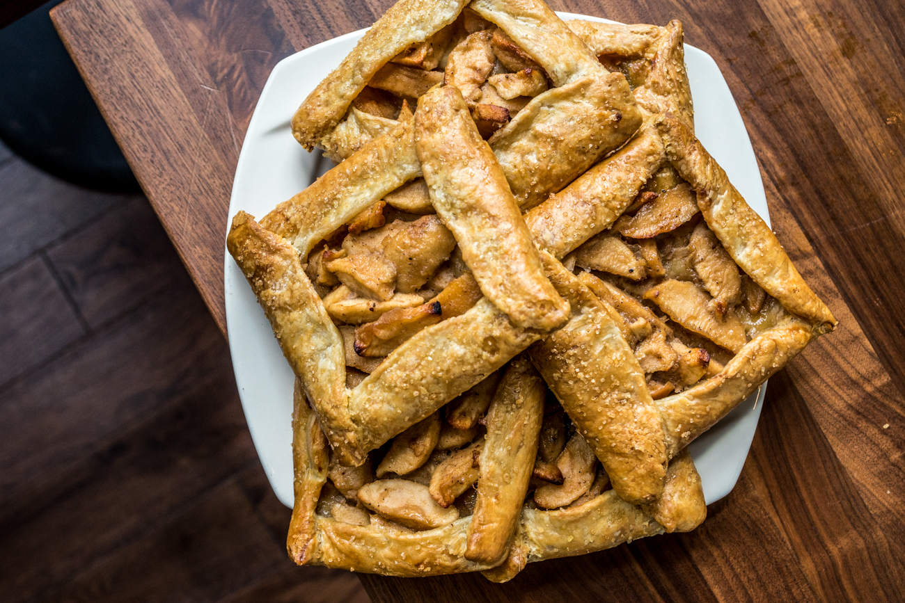 Apple Galette / Image: Catherine Viox{ }// Published: 9.16.20